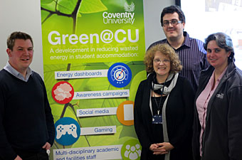 The Team from Coventry University
